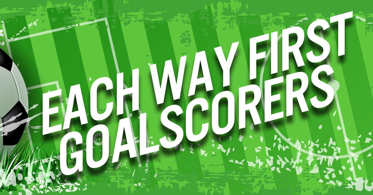 First Goalscorer Rules